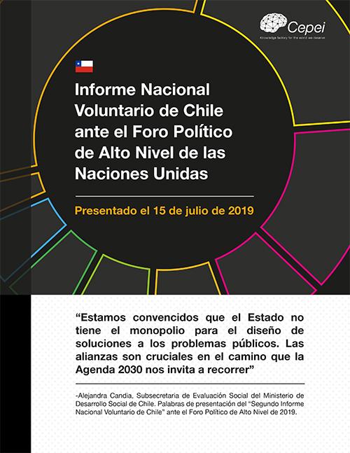 Análisis de seguimiento al Informe Nacional Voluntario de Chile en el HLPF 2019