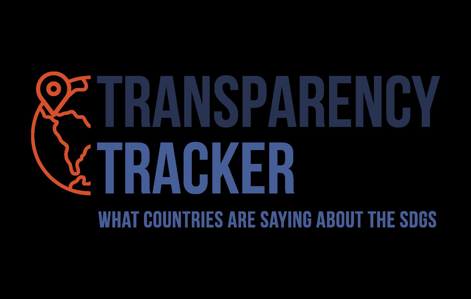 Transparancy Tracker